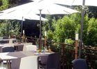 la terrasse du restaurant Le Chalet