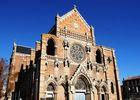 Façade église Saint Jean de Villenouvelle