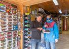 location de skis atout glisse à Bonascre