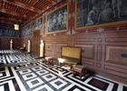 Galerie des sacrifices, Château d'Ancy le Franc