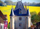 Porte de Sens à Villeneuve sur Yonne