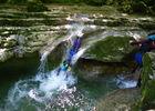 Canyoning Jura