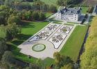 CHATEAU D''ANCY LE FRANC & Nouveau Parterre Est  © Château d''Ancy le Franc