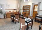 Salle petit-déjeuner Manoir Bonpassage