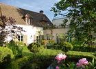 Maison depuis le jardin