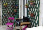 balcon avec barbecue/PLANCHA A GAZ