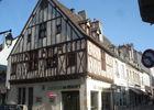 Maison à pans de bois rue d''Alsace