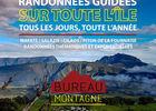-1 AFFICHETTE - Bureau Montagne Réunion