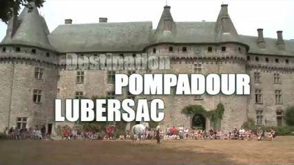 Destination Pompadour Lubersac !