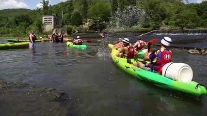 Association des loueurs de canoë-kayak - Midi-Quercy Gorges de l'Aveyron