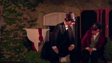 """Spectacle """"4 docteurs et 1 mariage"""", au chateau de Monluc"""