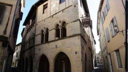 Club des sites - St Antonin-Noble-Val