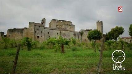 Mémoires - Château de Larressingle : au cœur d'un village fortifié - Télé Matin