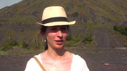 Visite sur les terrils de Loos-en-Gohelle