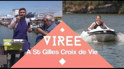 Les Virées de l'été : Virée à St Gilles Croix de Vie