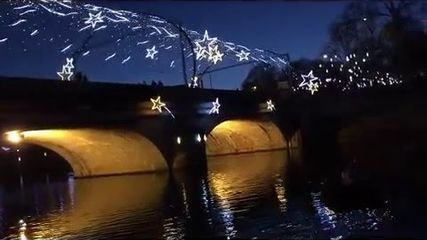A bord du Vallis Guidonis : Croisière Promenade des Lumières 2015