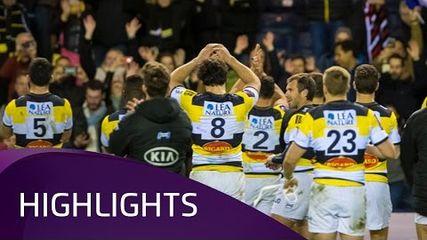 Edimbourg - Stade Rochelais : les meilleurs moments !