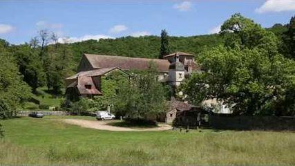 Abbaye de Beaulieu - Midi-Quercy Gorges de l'Aveyron