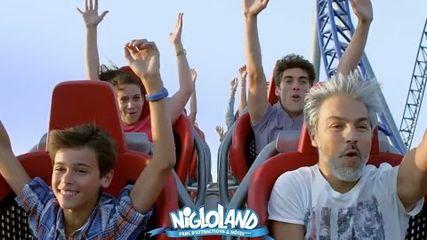 Nigloland - Plus de 37 attractions et spectacles dans un écrin de verdure !