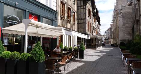 Rouge noir troyes troyes champagne tourisme - Troyes office de tourisme ...