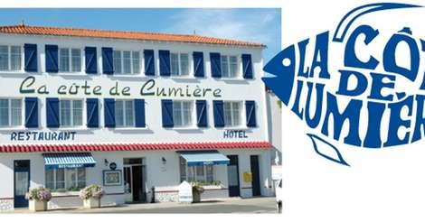 Hotel la cote de lumiere la tranche sur mer office de - Office de tourisme de la tranche sur mer ...