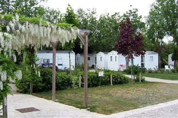 Camping municipal des remparts saint martin de r destination le de r office de tourisme - Office de tourisme ars en re ...