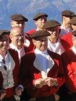 Noeyt de Salut avec les Chanteurs Montagnards de Lourdes