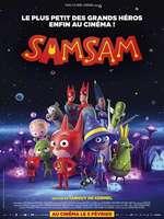 Séance de cinéma : Samsam