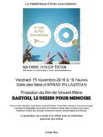 BARTOLI, LE DESSIN POUR MEMOIRE