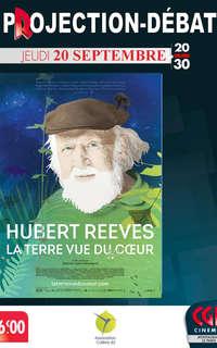 Proyección- Debate / Hubert Reeves, la terre vue du coeur