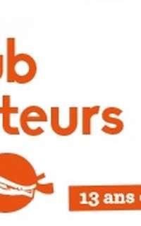 Mémo : Le Clubs des lecteurs Ados