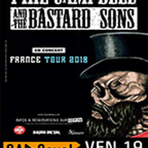 Concert de Phil Campbell and The Bastard Sons