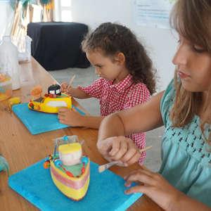 Atelier Chantier naval de l'Amour 6/12 ans
