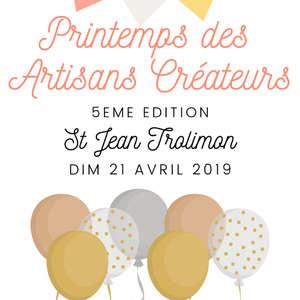 Salon - Printemps des artisans créateurs - 5ème édition