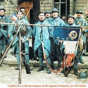 Exposition «Plonéour dans la grande guerre»