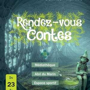 """Rendez-Vous Contes - """"Visages de femmes dans la mythologie grecque"""" Conférence"""