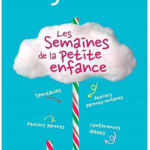 Semaines de la petite enfance - Atelier motricité 0/6 ans