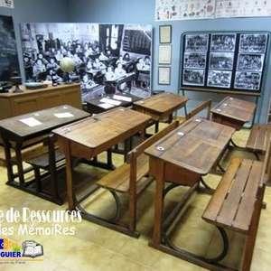 ECOMUSÉE DES MÉMOIRES DE PUISSERGUIER - CENTRE DE RESSOURCES