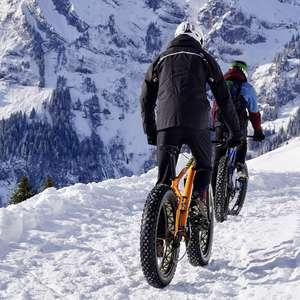 Balade découverte du Lienz en Fat Bike