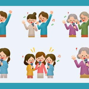 Karaoké dansant