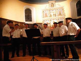 Concert Chorale Auprès de Vous