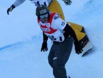 Championnat du monde FIS Juniors snowboard cross et ski cross