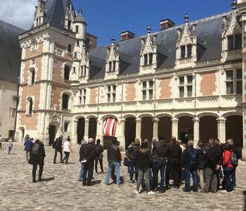 Visite contée au Château Royal de Blois
