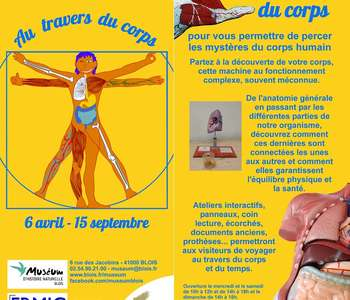 "Exposition ""Au travers du corps"""