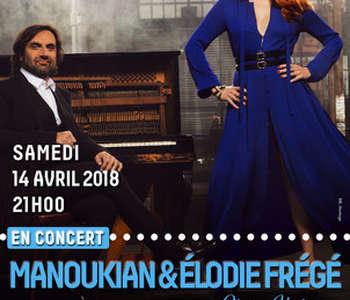 André Manoukian & Elodie Frege