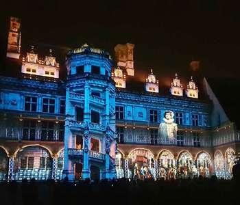 Son et lumière du Château Royal de Blois 2020