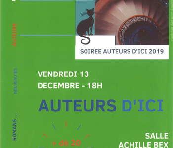 AUTEURS D'ICI 2019