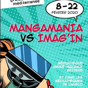 FESTIVAL MANGAMANIA VS IMAG'IN : LA CARAVANE PHOTO