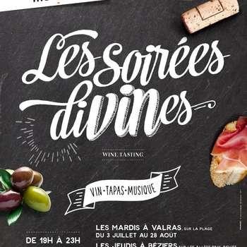 SOIRÉES DIVINES : LES MARDIS DE VALRAS-PLAGE