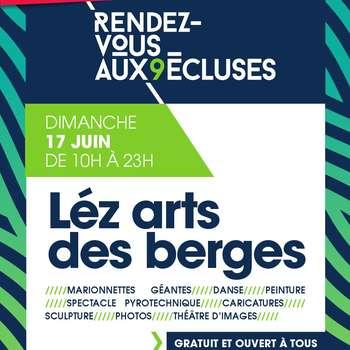 LÉZ ARTS DES BERGES